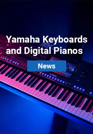 Yamaha keyboard news