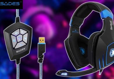 Sades Spellond Pro Professional Gaming Headset Review