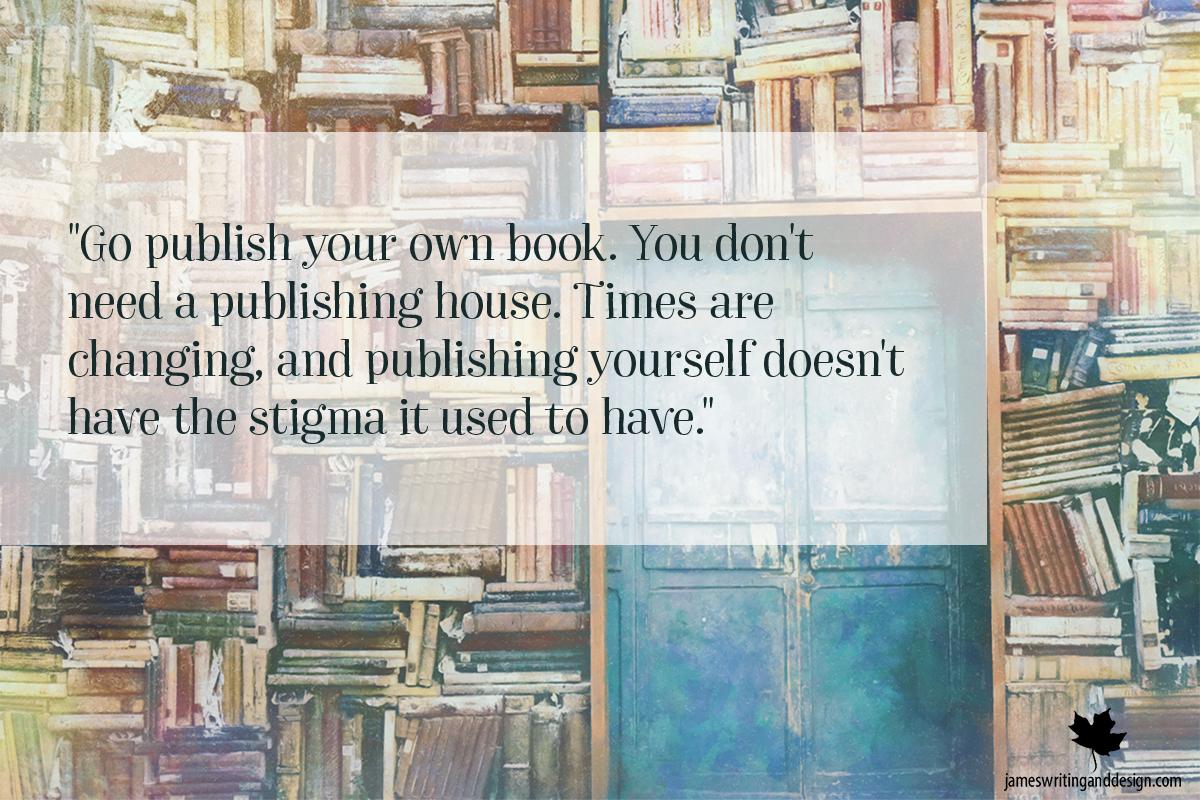 How I Started Publishing Children's Books