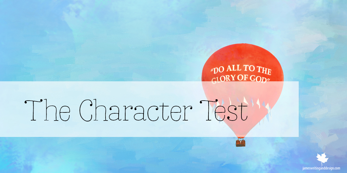 The Character Test