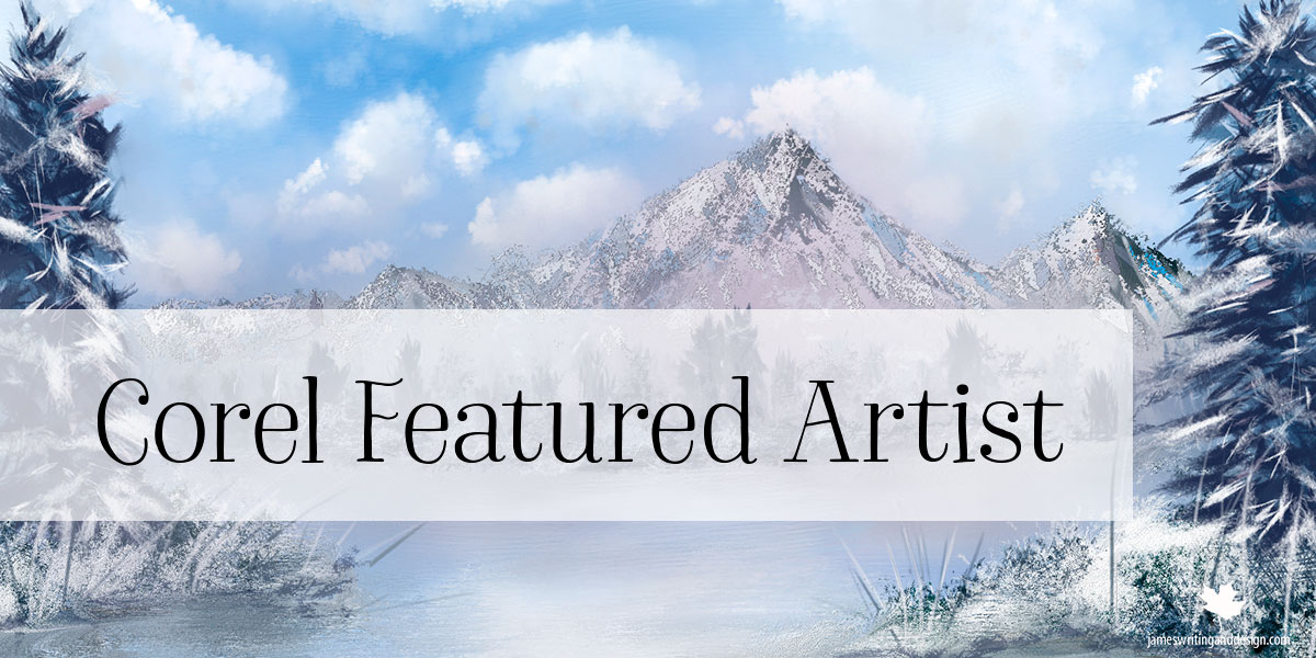 Corel Featured Artist