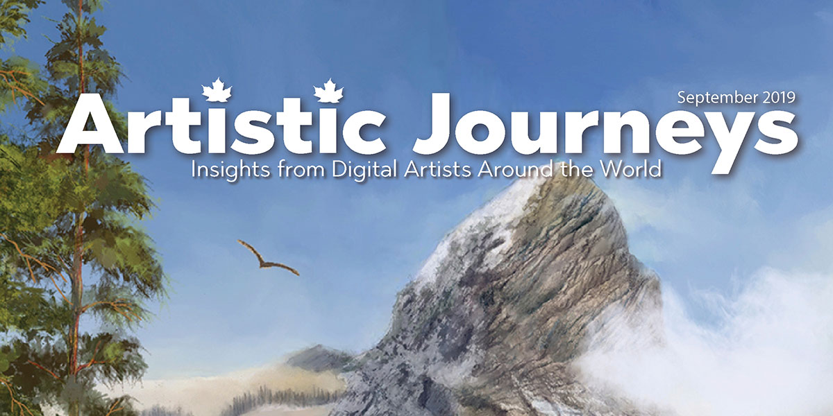 Artistic Journeys – Starting September 2019
