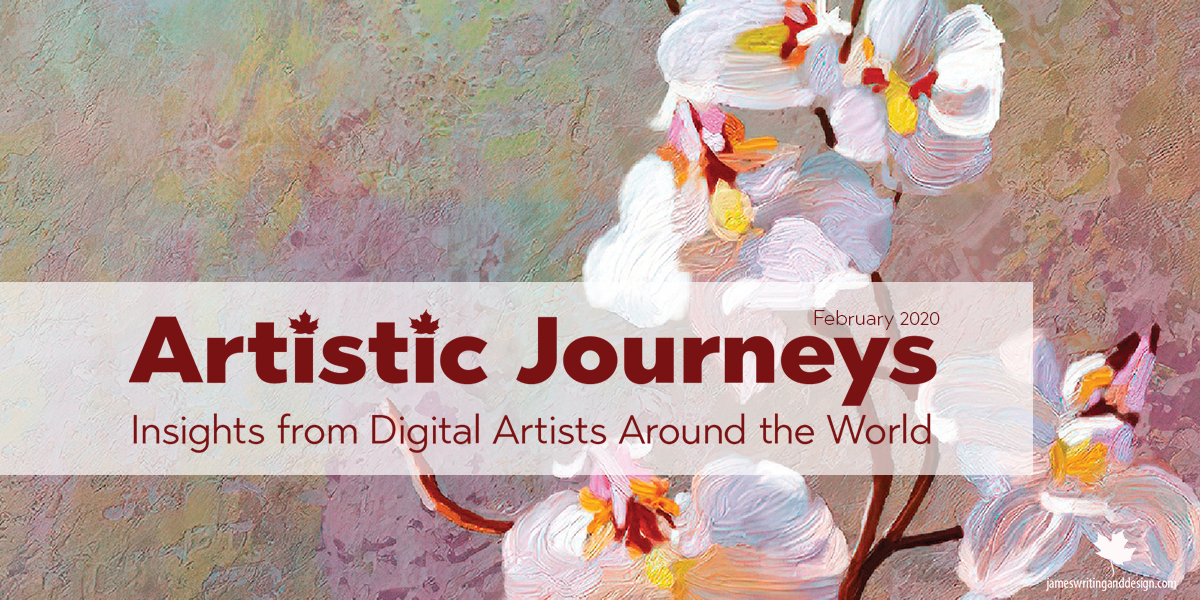 Artistic Journeys – February – Sari Sauls