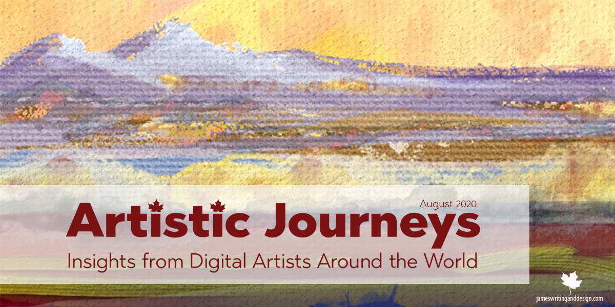 Artistic Journeys – Skip Allen