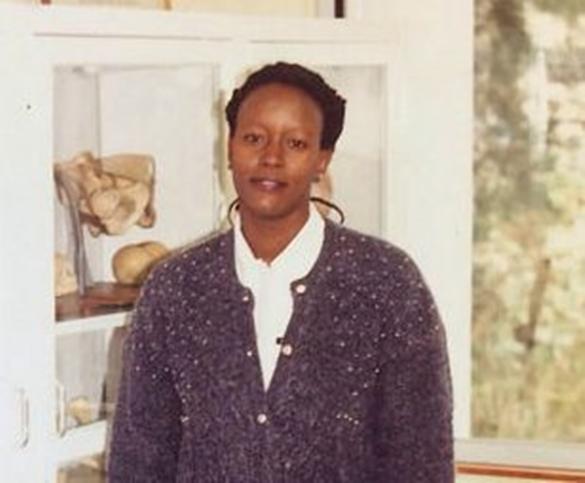 Promotion to glory of Grace Wanjiku Githinji of Lowell- MA