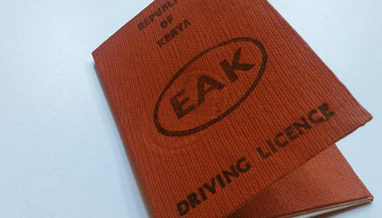 Kenya introduces point-system driving rules with new digital drivers' licence