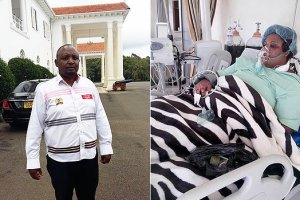 Ndungu Nyoro to surrender Sh.5 million to lung patient Gladys Kamande as ugly tussle ends