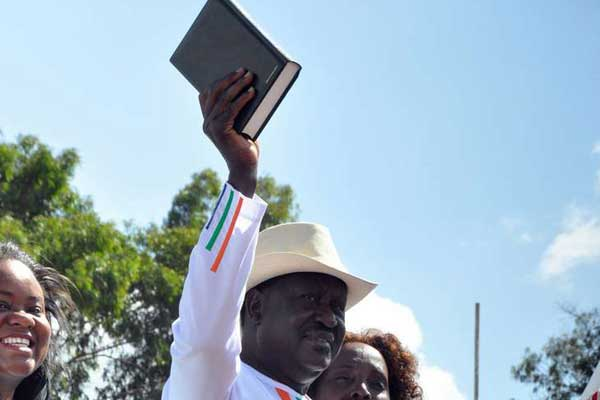 Raila acquires new venue for his 'inauguration' after Uhuru Park lock-out