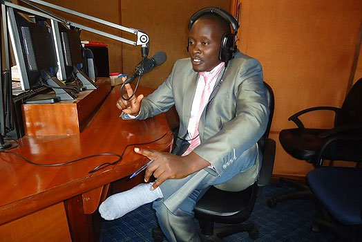 I contemplated suicide after losing my job at Kameme FM-Moses Kanyira