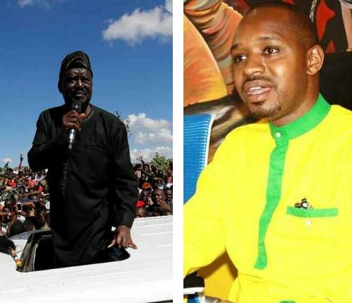 Boniface Mwangi to Raila: Your time is up, retire