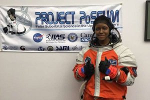 21-year old Florida student could be Kenya's first astronaut