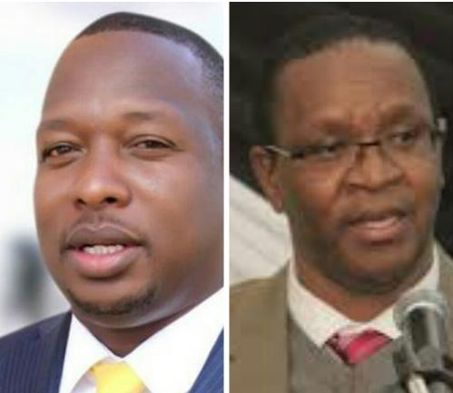 Sonko at war with Interior PS Kibicho over Ruto's 2022 Presidency