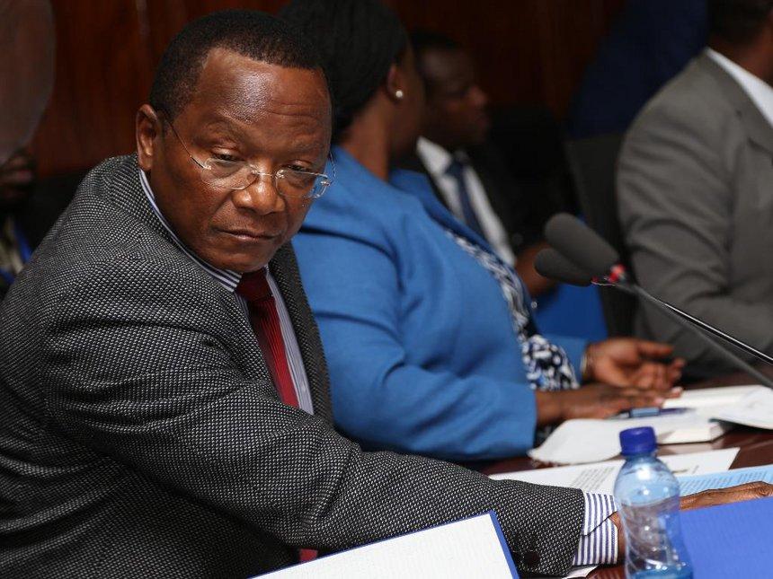Who is Richard Ndubai, the besieged NYS director-general?