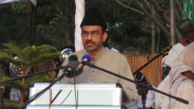 Mr. Fareed Ahmad Naveed, Principal