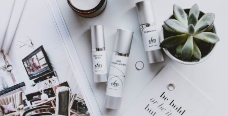 how to get a bright and radiant complexion with DM Skincare