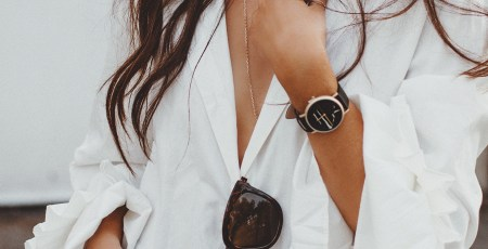 Blog post by Jami Alix about Ally Denovo Marble watch