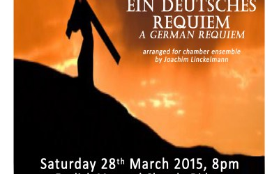 Brahms Requiem – 28th March