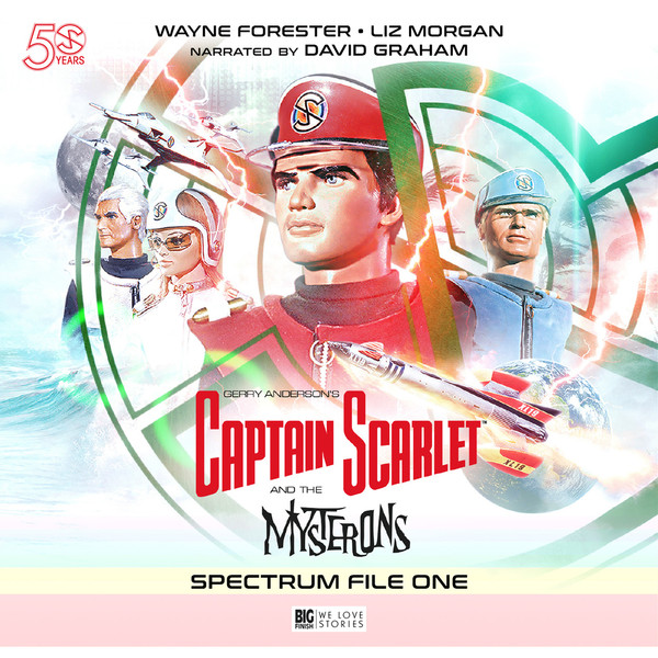 Captain Scarlet Spectrum File One