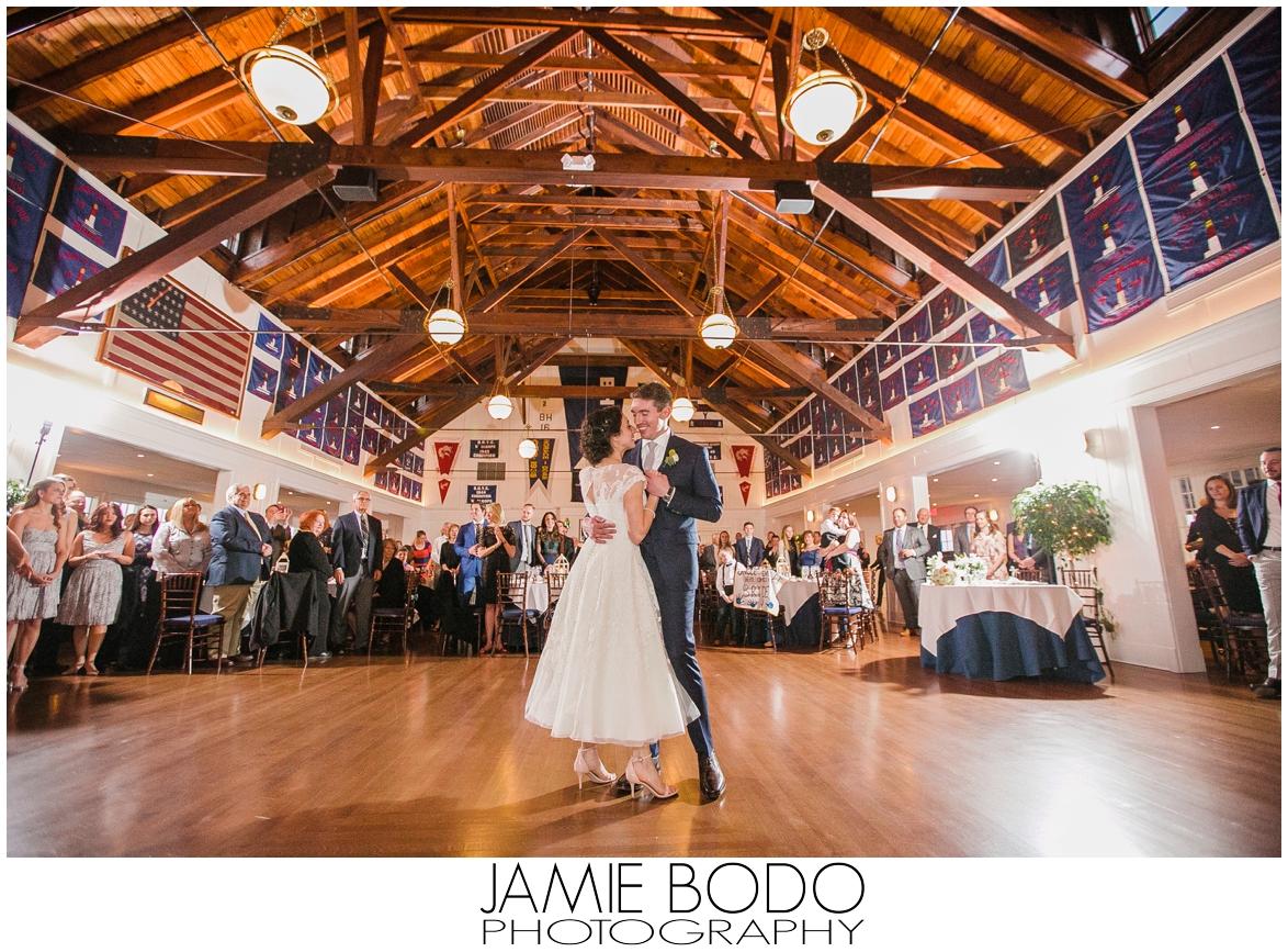 Bay Head Yacht Club Wedding Photos Jamie Bodo Photography