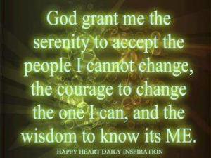 god grant me