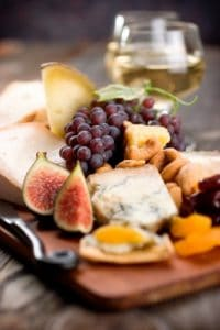Common problem foods can be fruit, nuts and wine