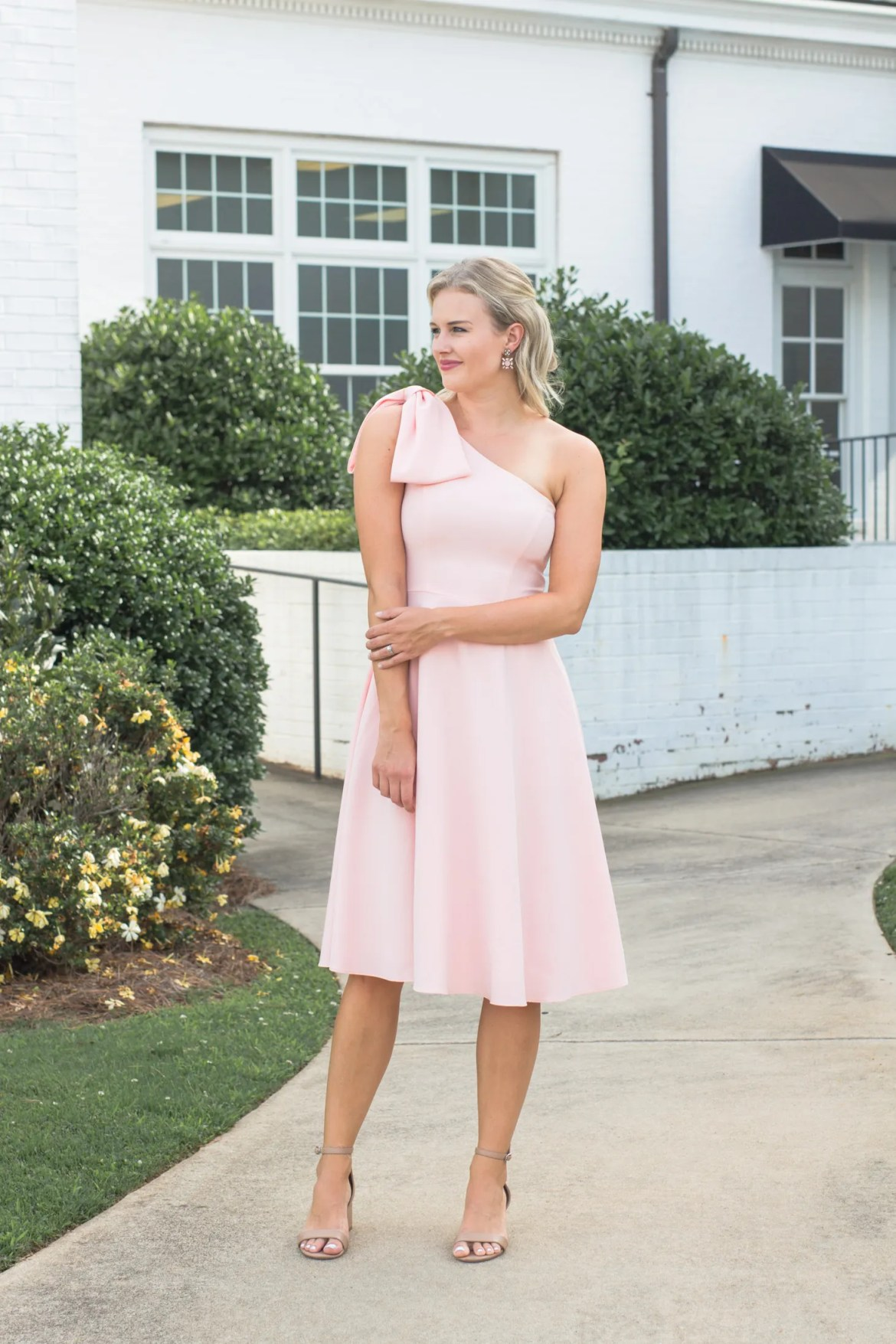 What To Wear To A Semi Formal Southern Wedding Jamie Kamber