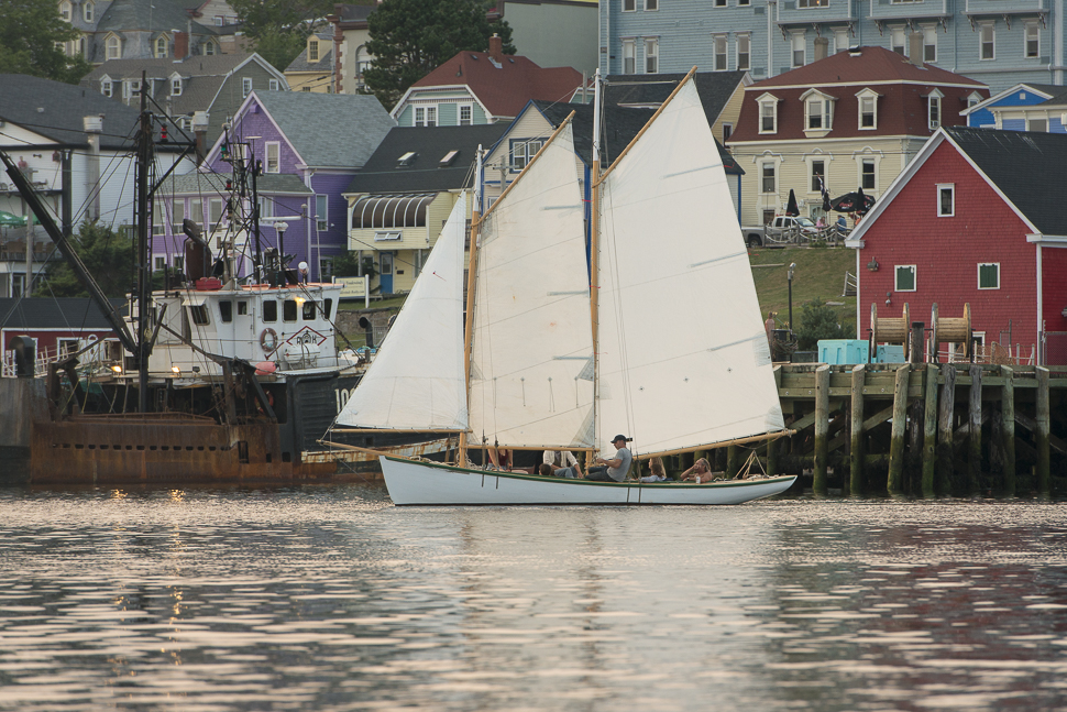 Wednesday Night Racing Lunenburg-8128