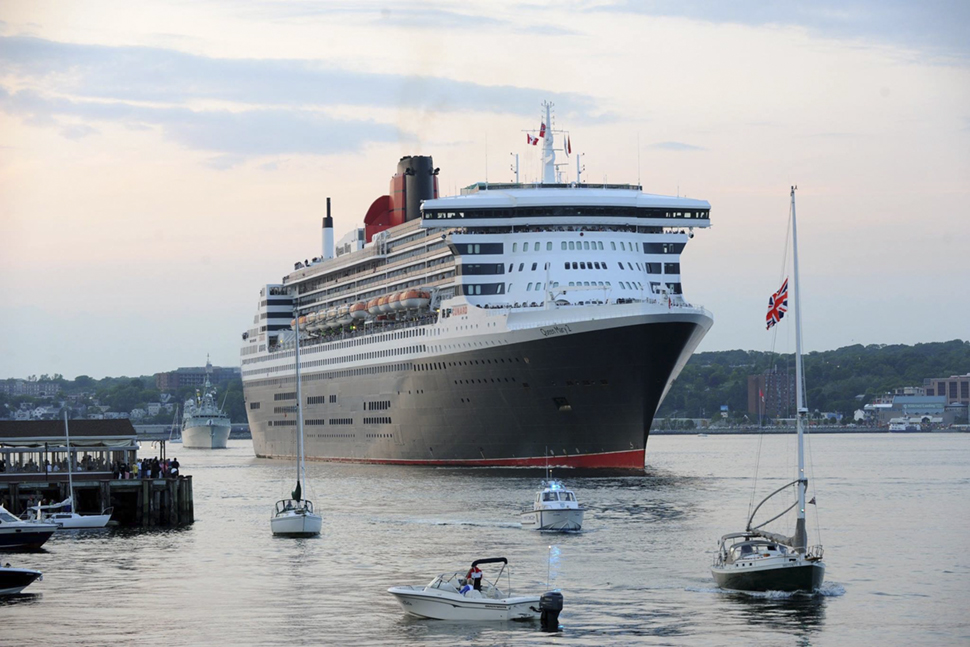 Dexterity Leading Queen Mary 2