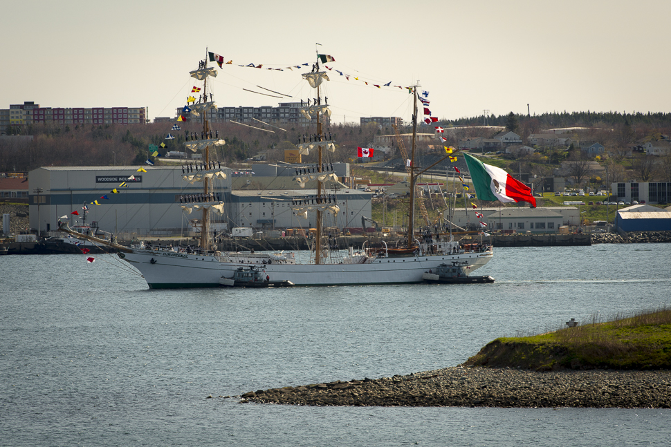Mexican Tall Ship-8570