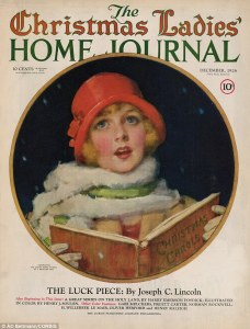 Christmas Ladies Hoem Journal
