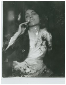 Ellen Dorothy OReilly Tucker, model