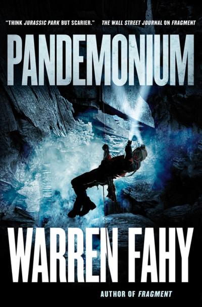 Pandemonium by Warren Fahy
