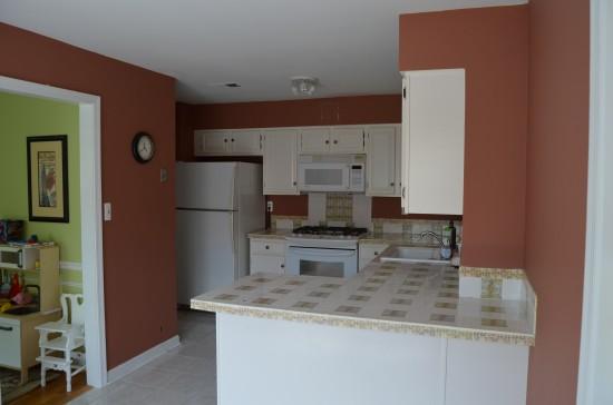 Kitchen, West View (1)
