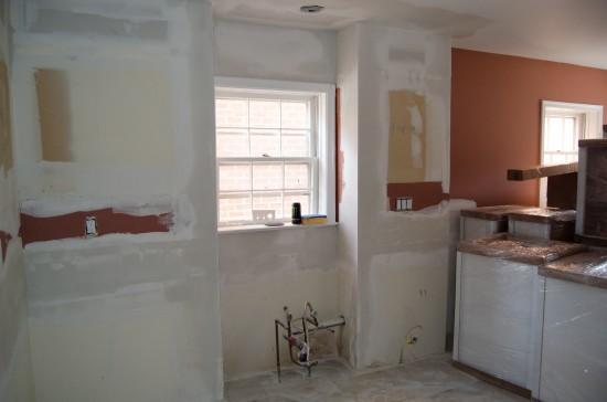 Kitchen Remodel North 2, Day 10