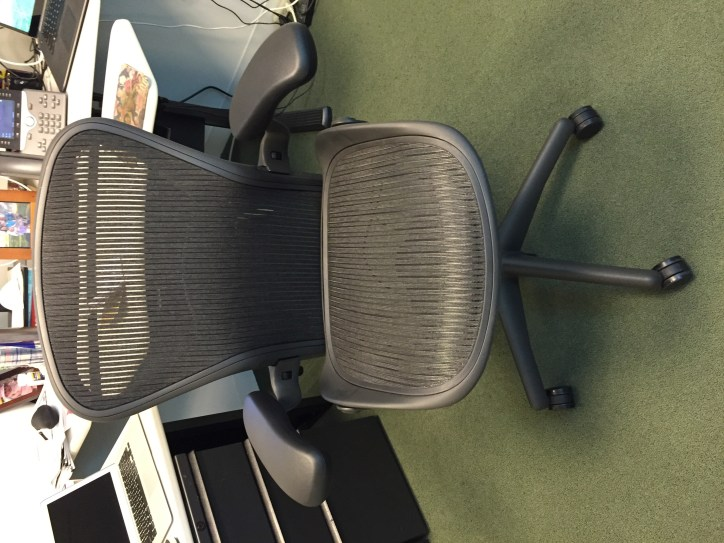 My new office chair