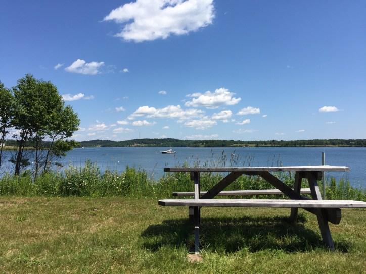 A beautiful place to write