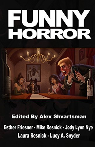 Funny Horror, ed. by Alex Shvartsman
