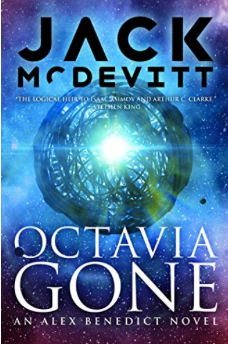 Octavia Gone by Jack McDevitt