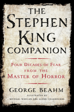 Cover for The Stephen King Companion