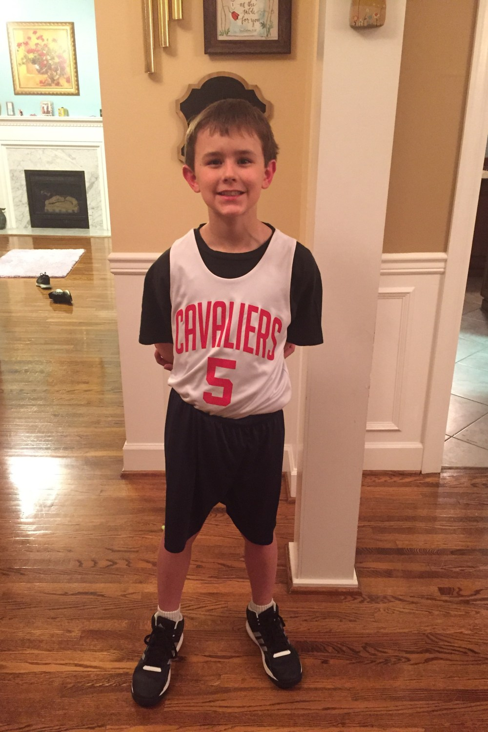 What I learned about defeat while watching my son's basketball game