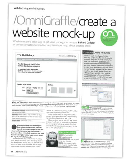 Omnigraffle Wireframe Guide PDF