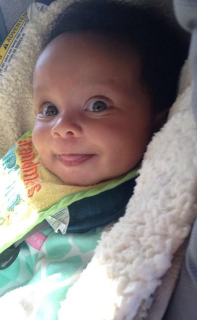 Jordyn is 6 Months Old!