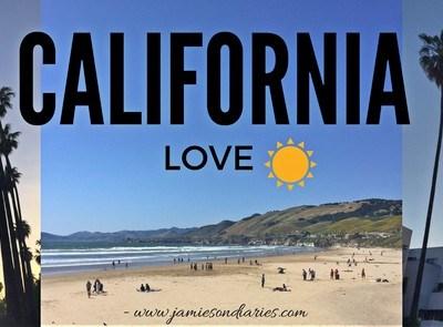 California Love: Family Vacation April 2017