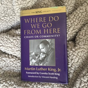 Dr Martin Luther King Jr Day 2018 Jamieson Diaries