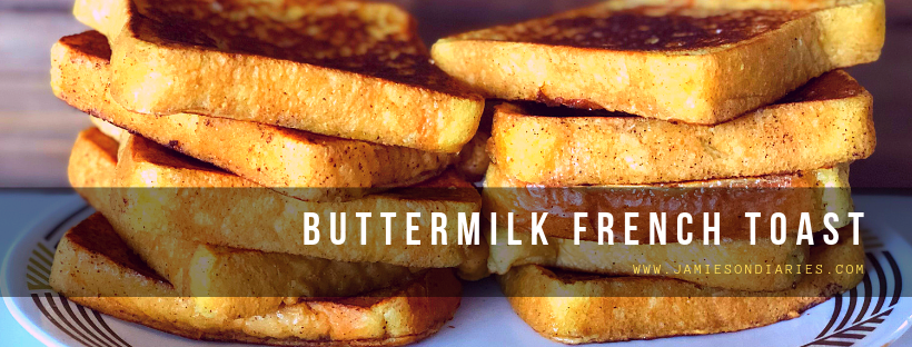 buttermilk french toast
