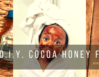 D.I.Y. Cocoa Honey Face Mask