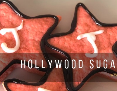Hollywood Sugar Cookies