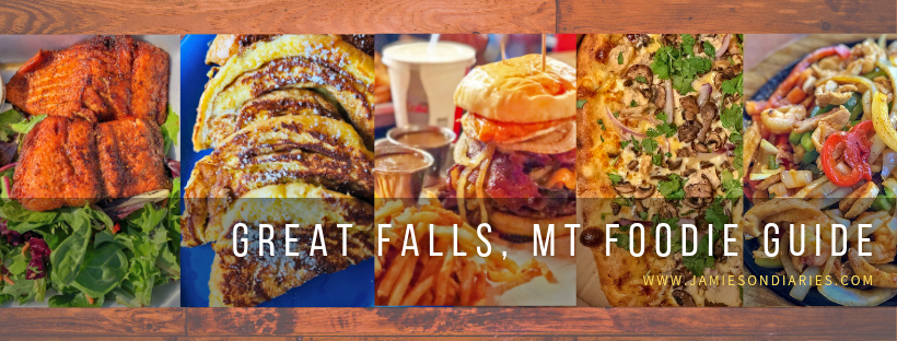 great fall, mt foodie guide final