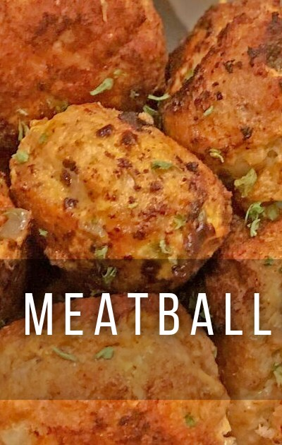 Meatballs from Scratch