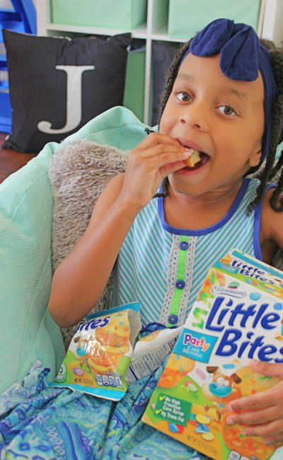 Entenmann's Little Bites® Snack